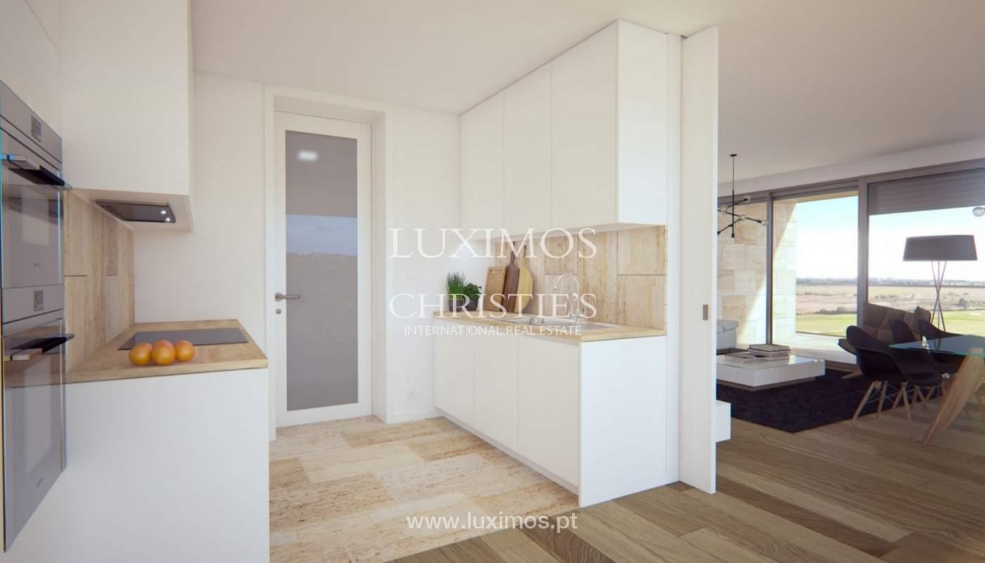 Venta de apartamento, piscina, cerca del mar y golf, Algarve, Portugal_63983