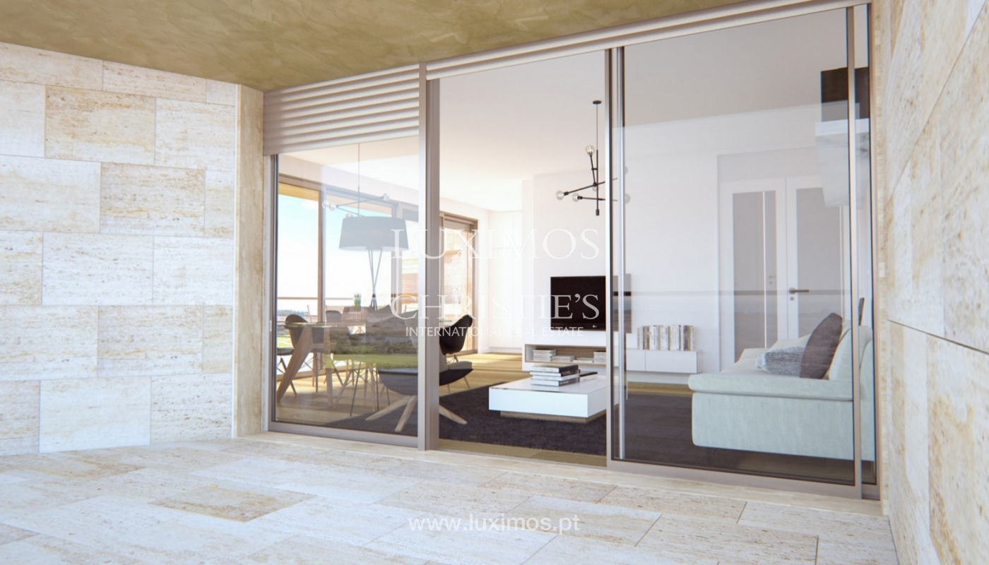 Apartment for sale with pool, near the sea and golf, Algarve, Portugal_63989