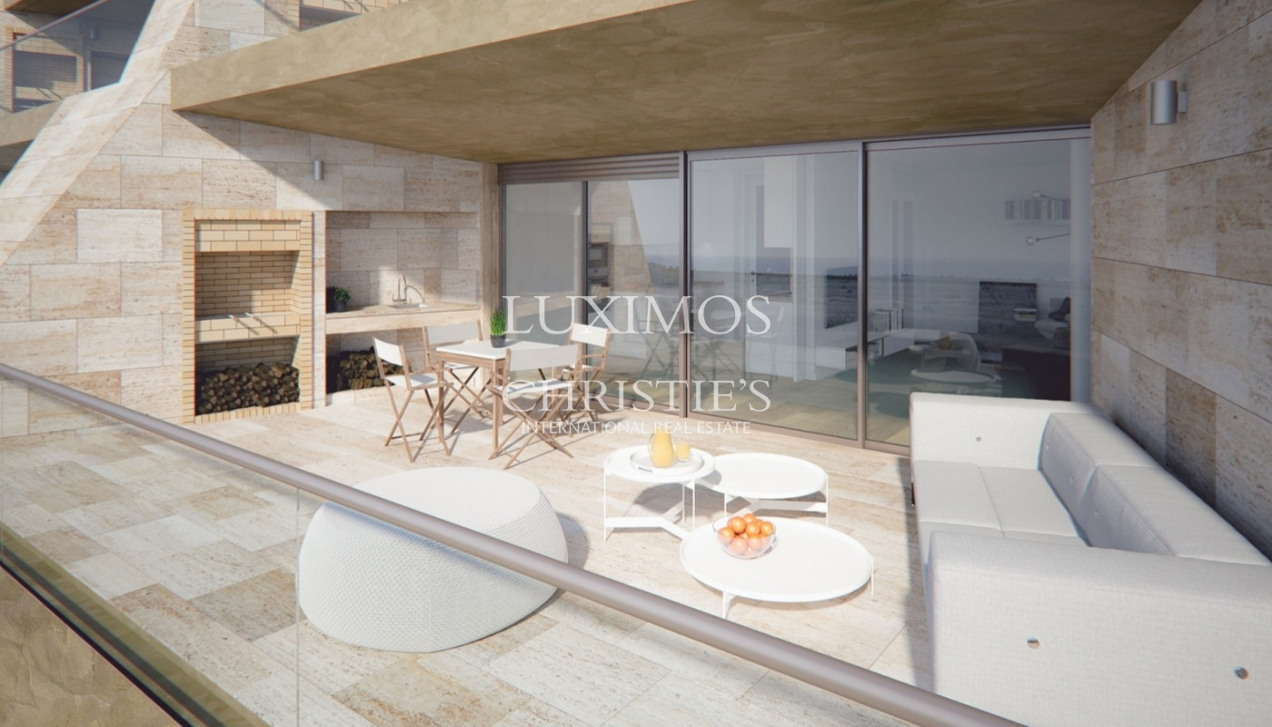 Apartment for sale with pool, near the sea and golf, Algarve, Portugal_64053