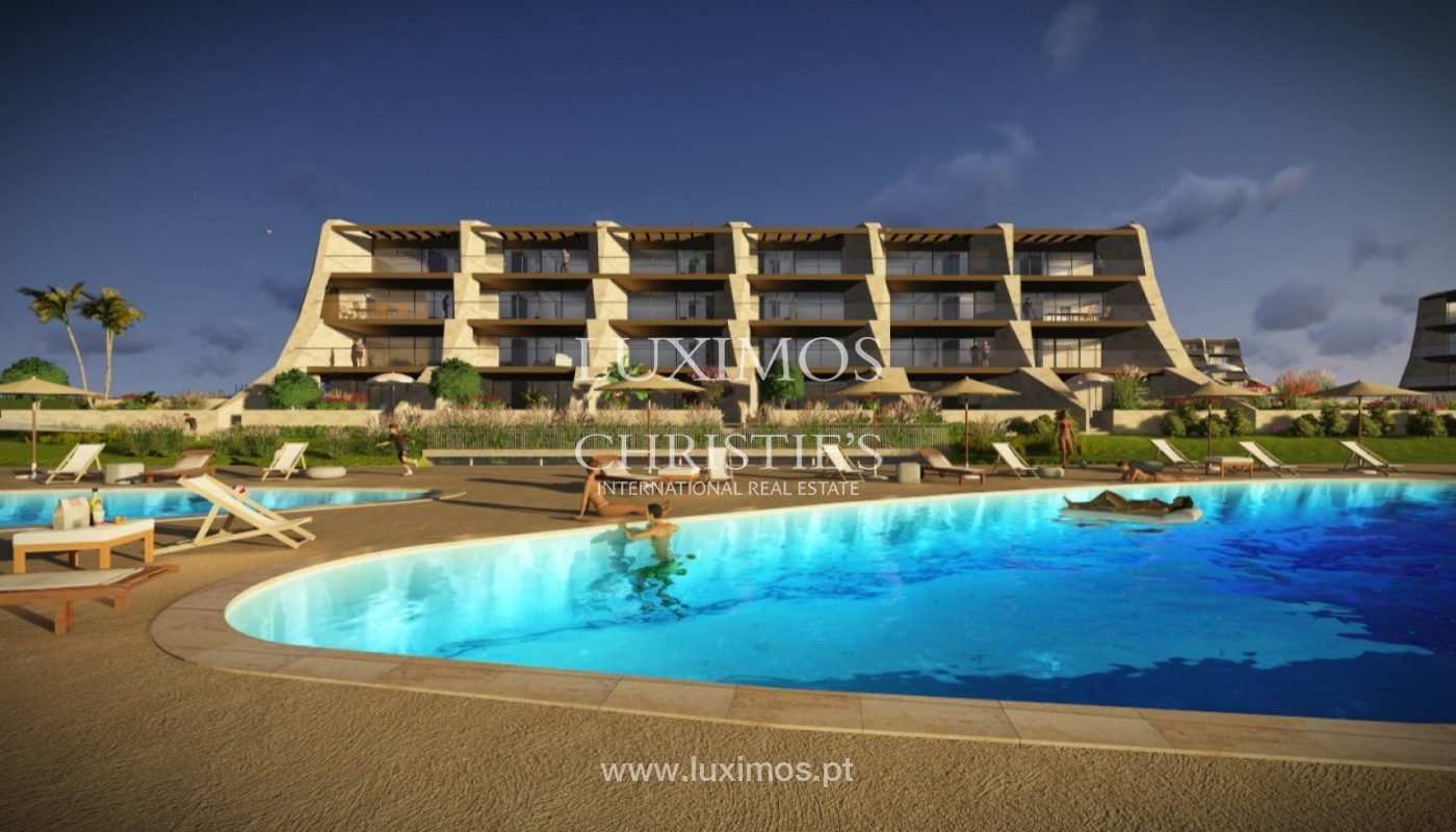 Apartment for sale with pool, near the sea and golf, Algarve, Portugal_64093