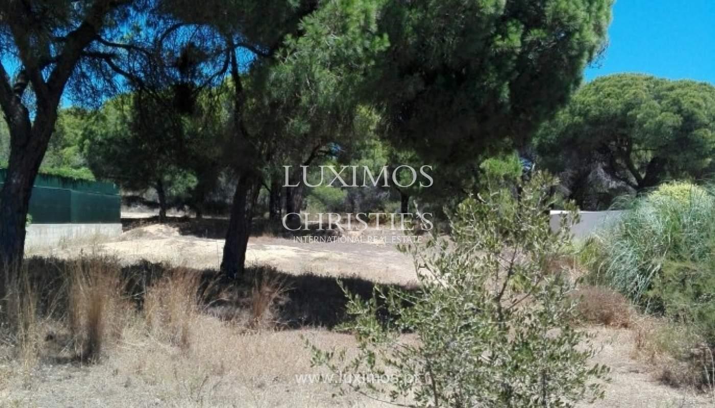 Terrain à vendre près de la mer et du golf, Almancil, Algarve,Portugal_64123