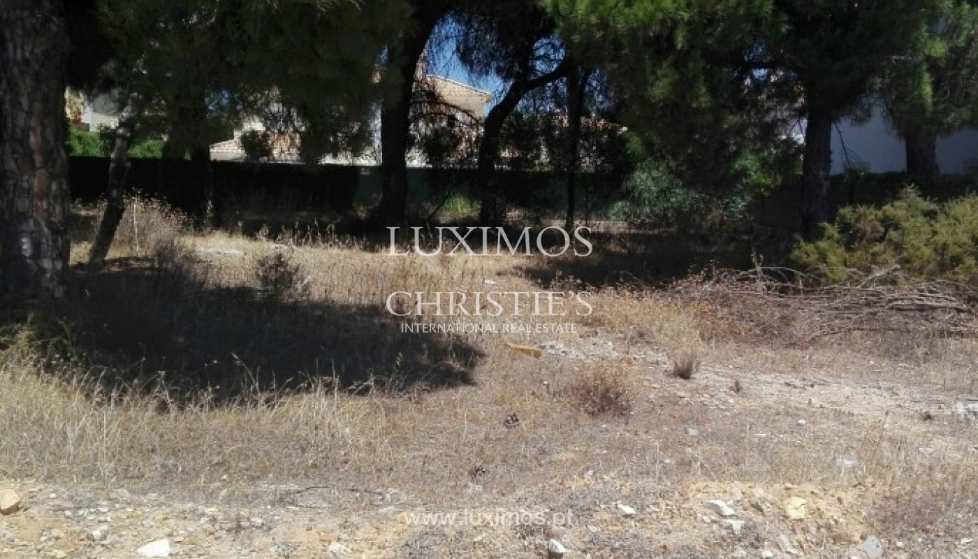 Plot area for sale near the sea and golf, Almancil, Algarve, Portugal_64128