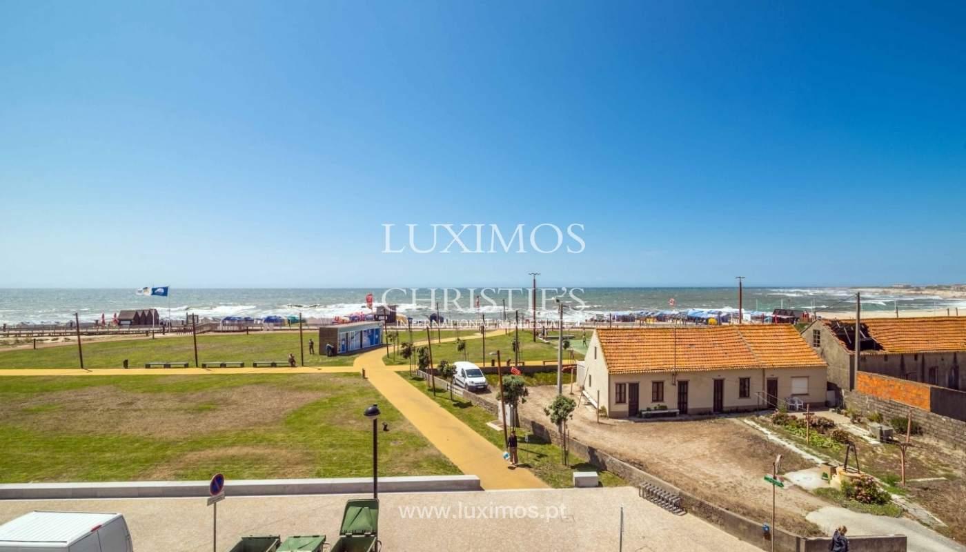 Venta de apartamento con vistas al mar y playa, Povoa Varzim, Portugal_64154