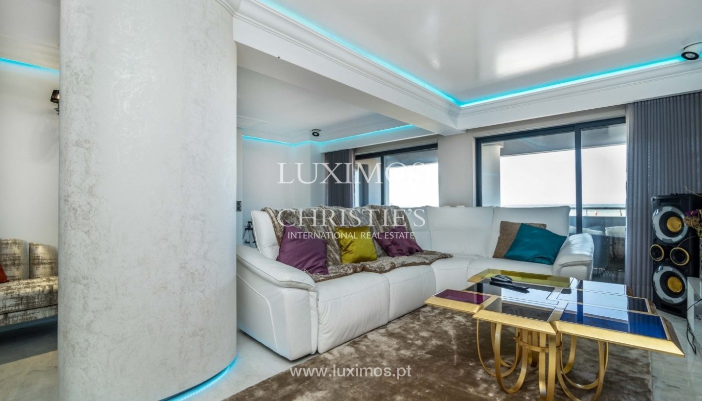 Sale of luxury apartment, with ocean views, Povoa de Varzim, Portugal_64213