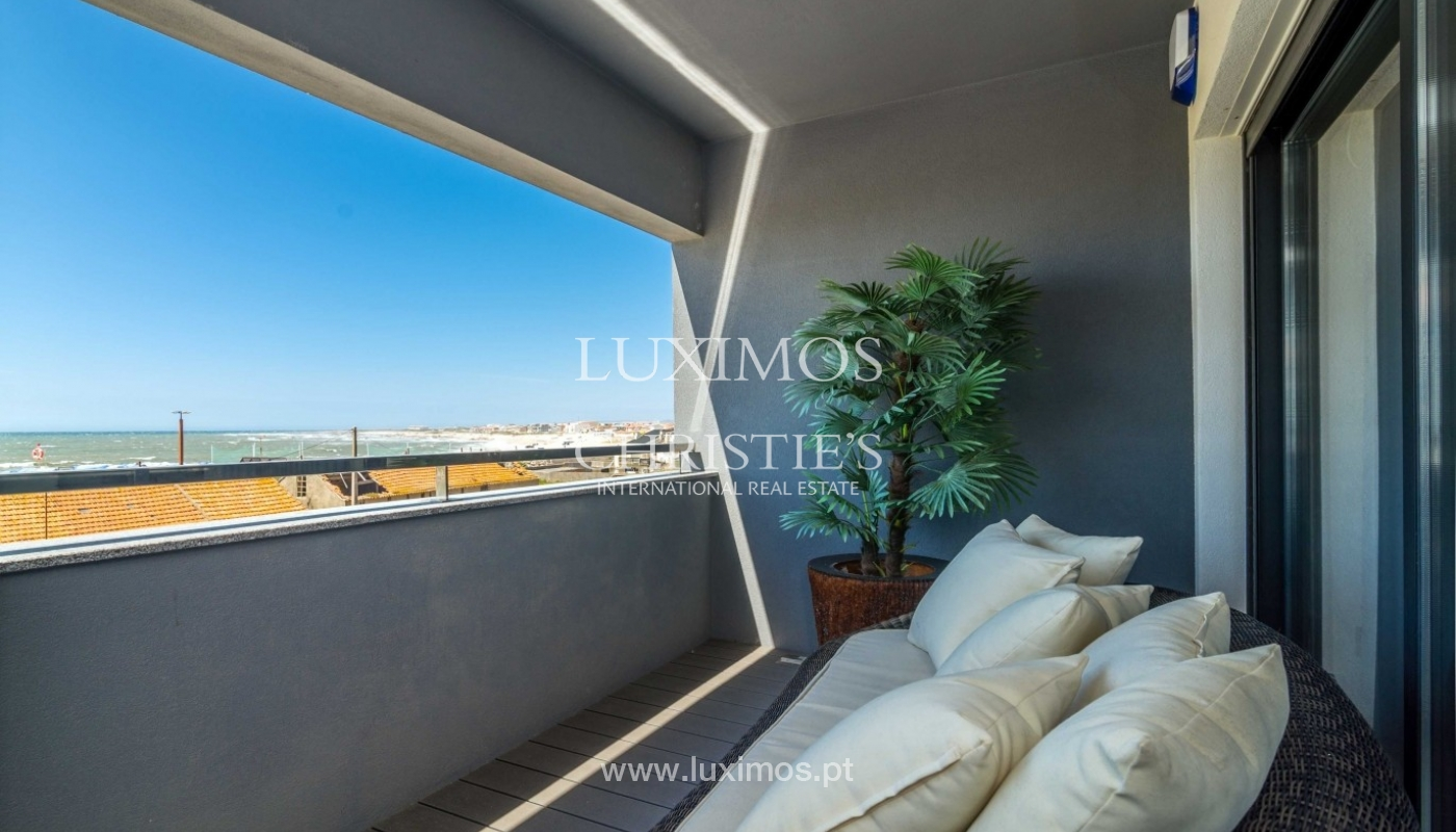 Sale of luxury apartment, with ocean views, Povoa de Varzim, Portugal_64216