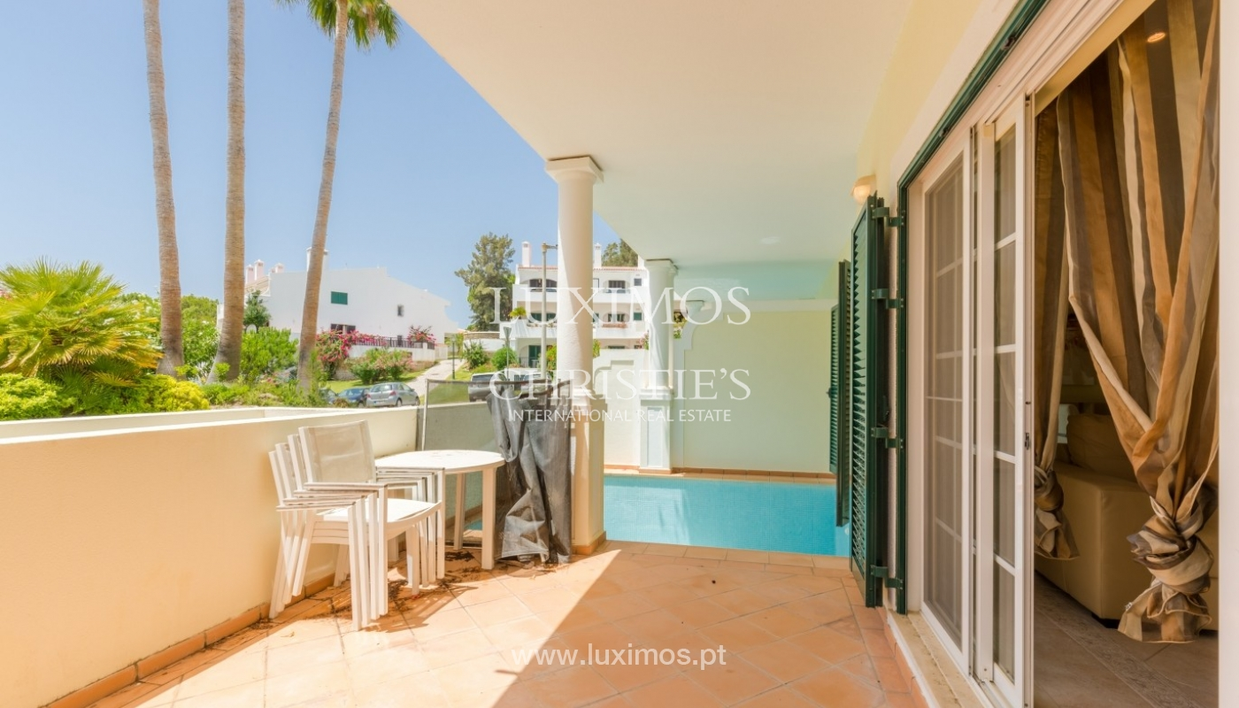 Appartement à vendre avec piscine, Vale do Lobo, Algarve, Portugal_64387