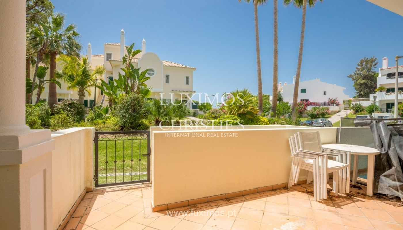 Appartement à vendre avec piscine, Vale do Lobo, Algarve, Portugal_64388