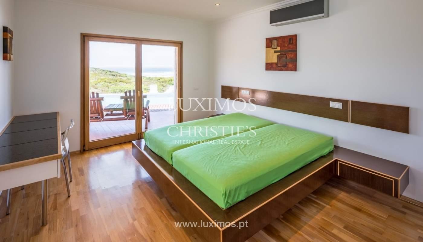 Maison à vendre, piscine, vue sur mer et rivière, Algarve, Portugal_64728