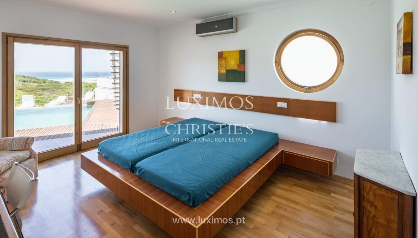 Maison à vendre, piscine, vue sur mer et rivière, Algarve, Portugal_64730