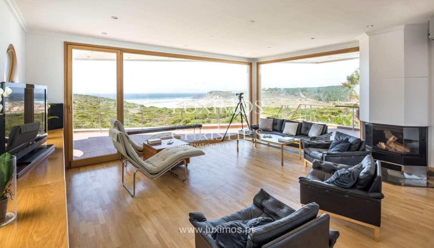 Maison à vendre, piscine, vue sur mer et rivière, Algarve, Portugal_64734