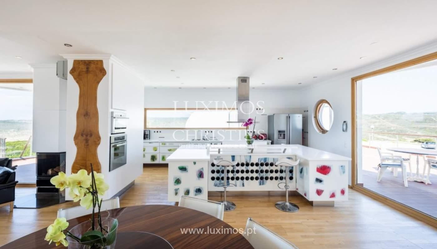 Maison à vendre, piscine, vue sur mer et rivière, Algarve, Portugal_64735