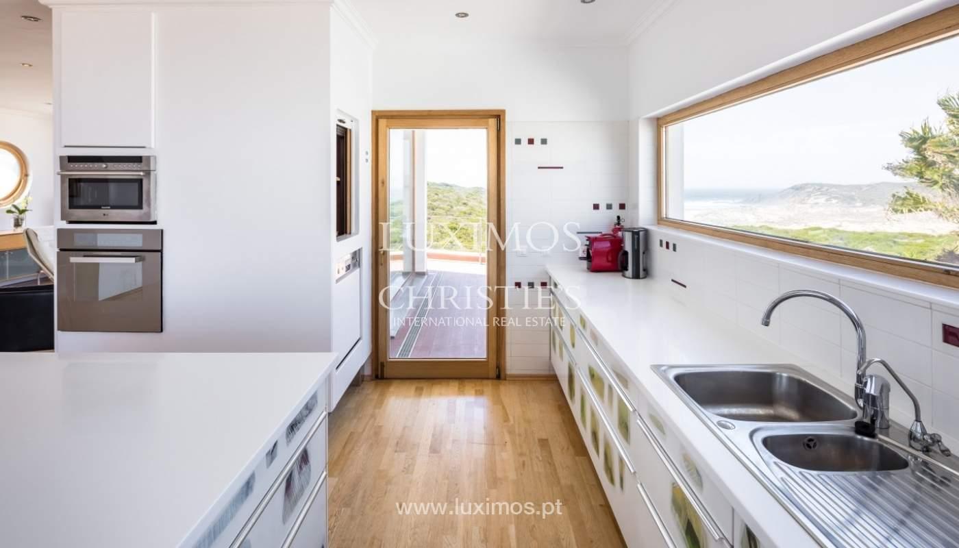 Maison à vendre, piscine, vue sur mer et rivière, Algarve, Portugal_64736