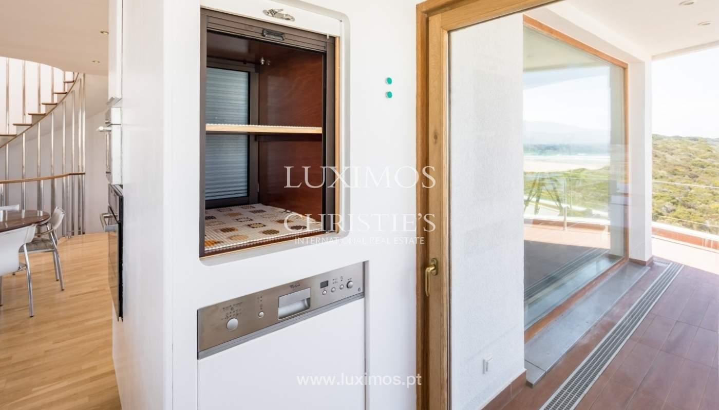 Maison à vendre, piscine, vue sur mer et rivière, Algarve, Portugal_64737