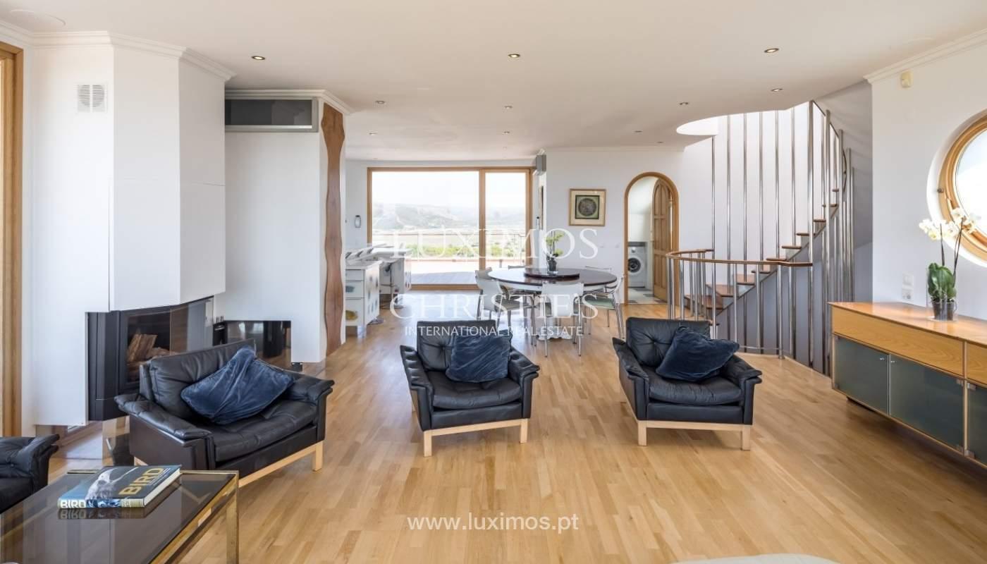 Maison à vendre, piscine, vue sur mer et rivière, Algarve, Portugal_64739