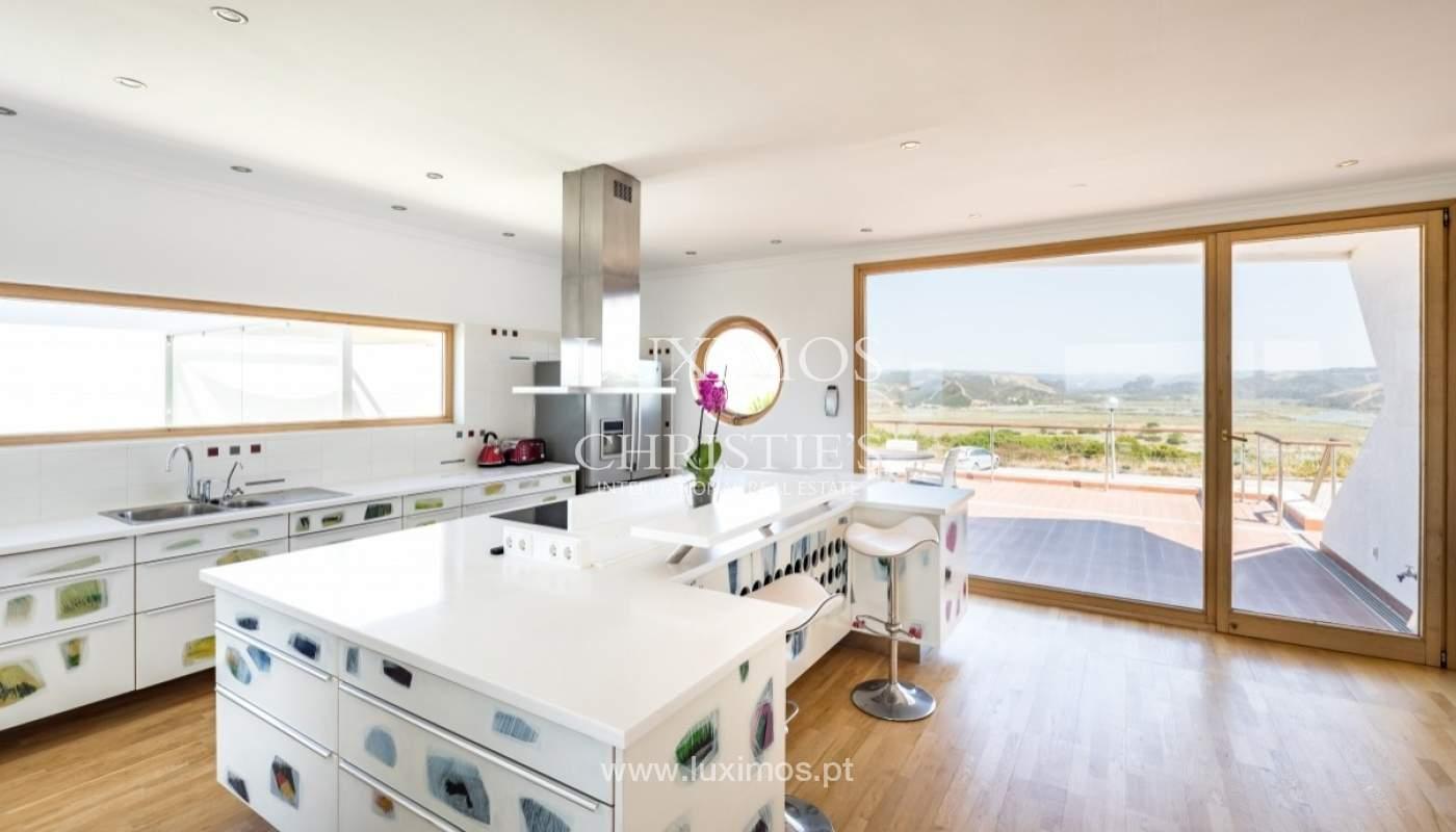Maison à vendre, piscine, vue sur mer et rivière, Algarve, Portugal_64740