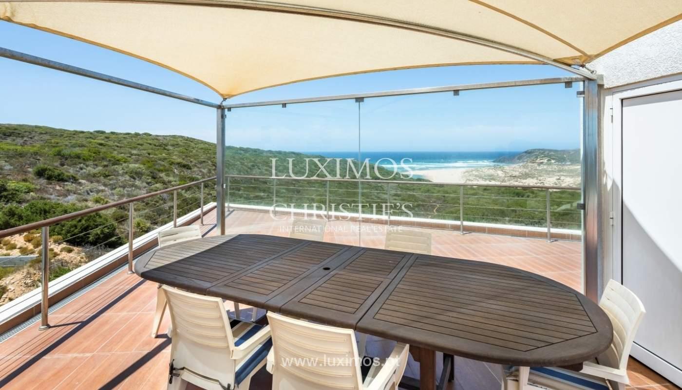 Maison à vendre, piscine, vue sur mer et rivière, Algarve, Portugal_64741