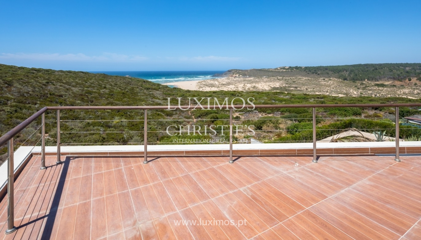 Property for sale with pool, sea and river views, Algarve, Portugal_64742