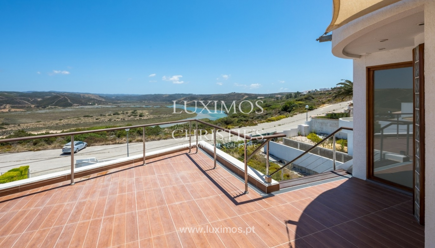 Property for sale with pool, sea and river views, Algarve, Portugal_64743