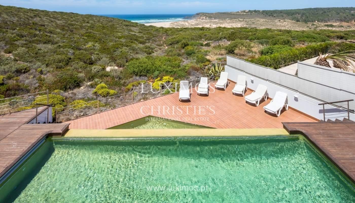 Maison à vendre, piscine, vue sur mer et rivière, Algarve, Portugal_64745