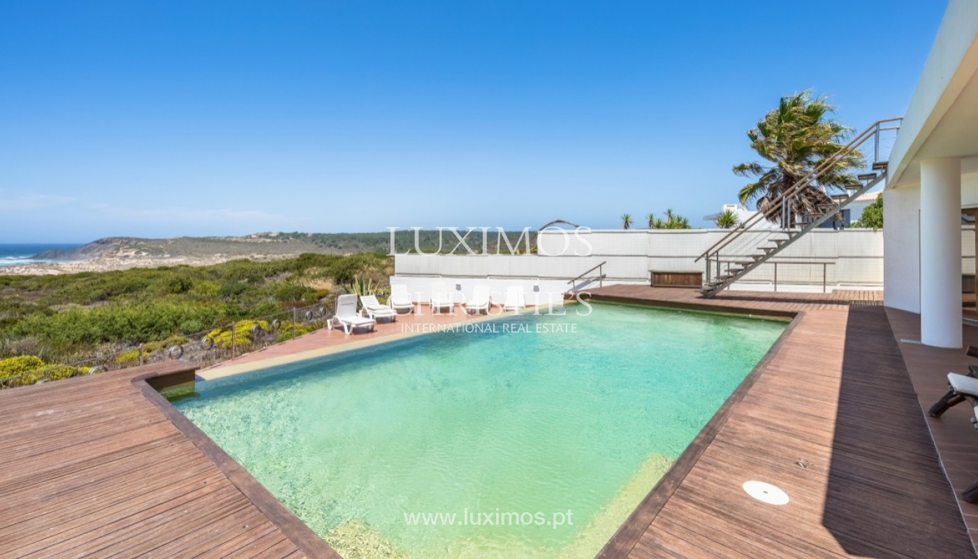 Property for sale with pool, sea and river views, Algarve, Portugal_64750