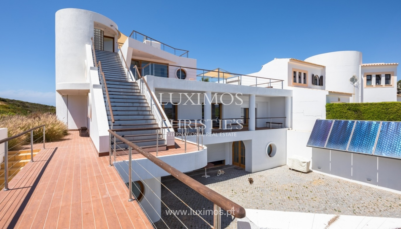 Property for sale with pool, sea and river views, Algarve, Portugal_64751