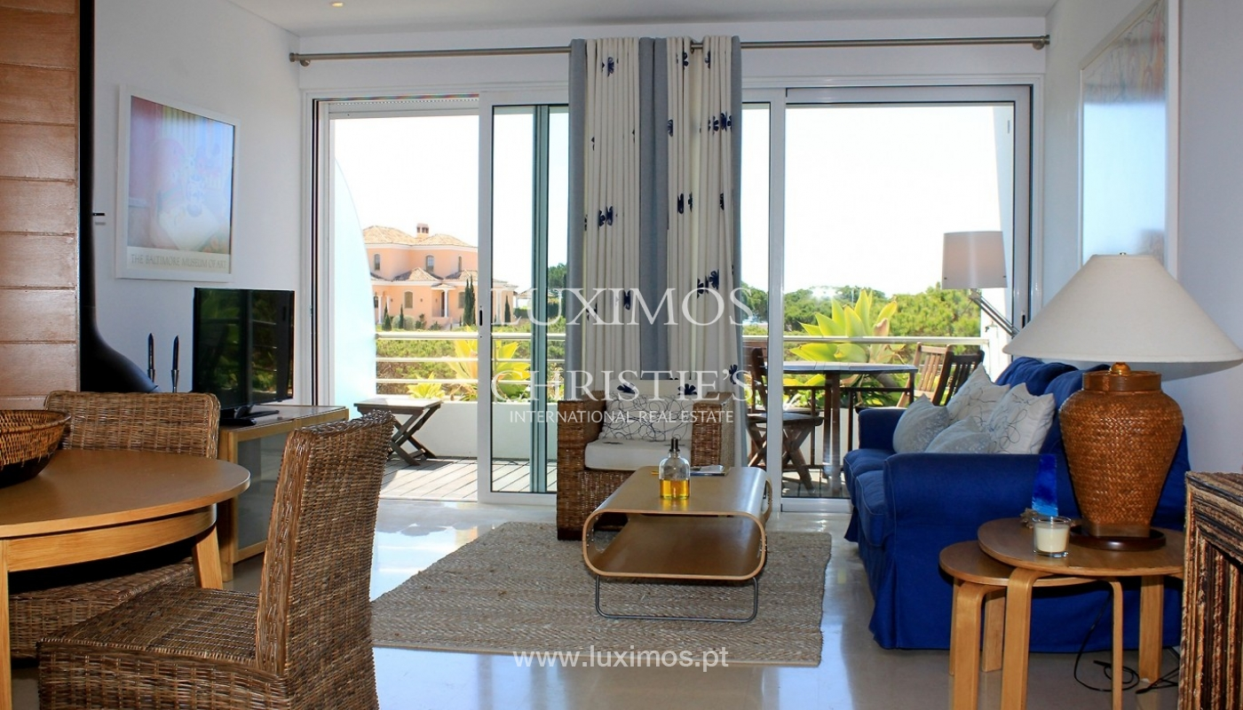 Apartamento à venda, com terraço, vista mar, Vale do Lobo, Algarve_65319