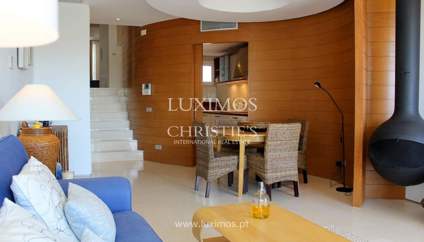 Apartamento à venda, com terraço, vista mar, Vale do Lobo, Algarve_65320