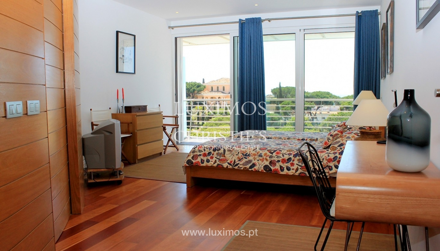 Apartamento à venda, com terraço, vista mar, Vale do Lobo, Algarve_65321