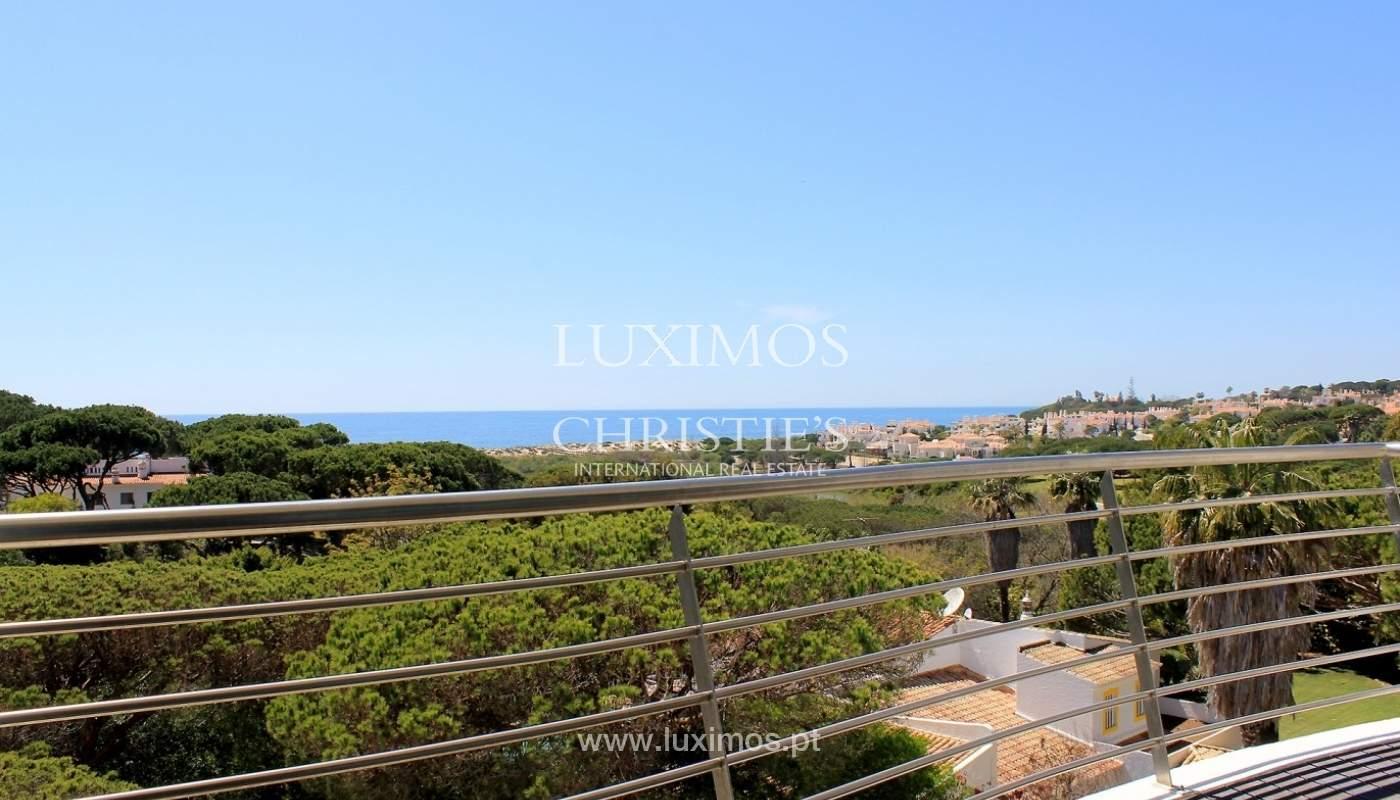 Apartamento à venda, com terraço, vista mar, Vale do Lobo, Algarve_65322