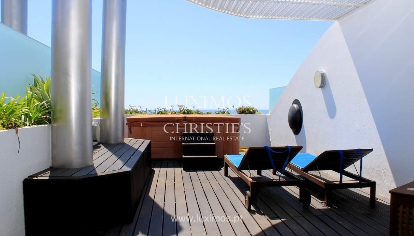 Apartamento à venda, com terraço, vista mar, Vale do Lobo, Algarve_65324