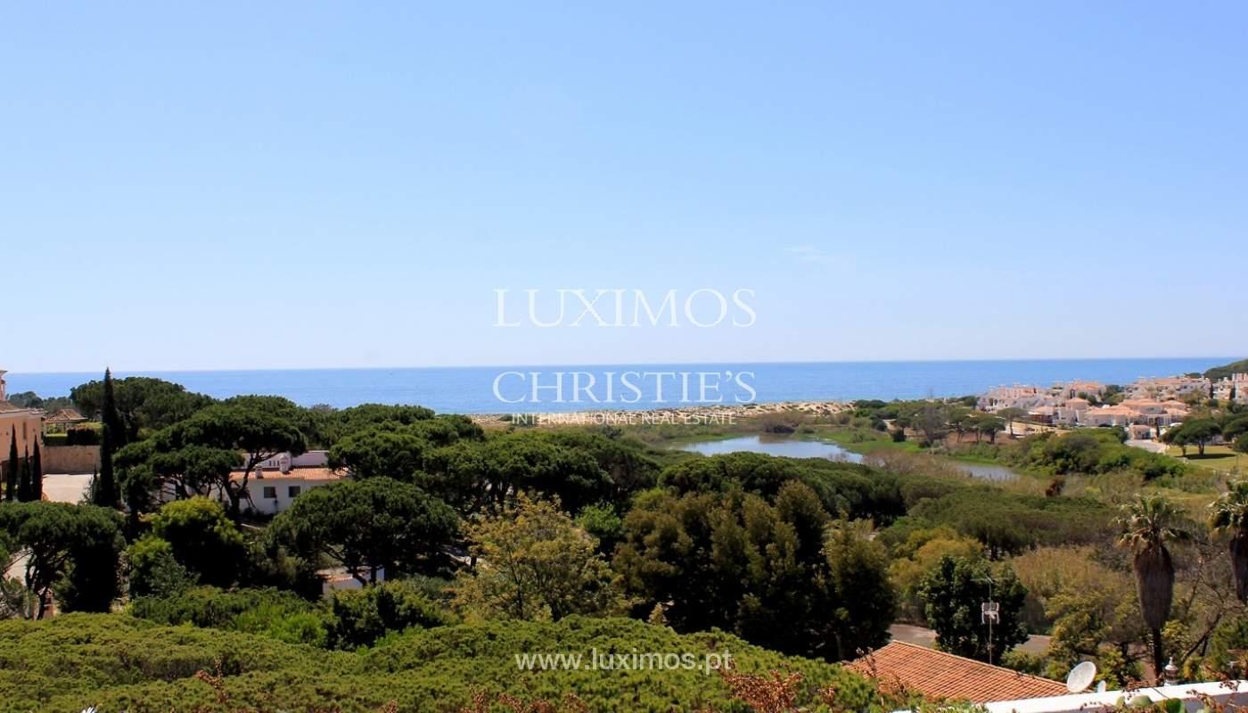 Apartamento à venda, com terraço, vista mar, Vale do Lobo, Algarve_65325