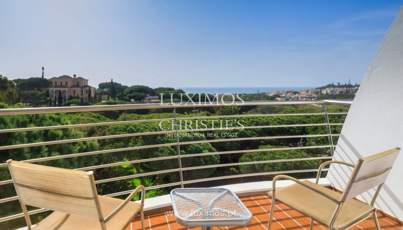 Apartment mit Meerblick, Terrasse und eine whirlpool-Badewanne, Vale do Lobo, Algarve, Portugal_65361