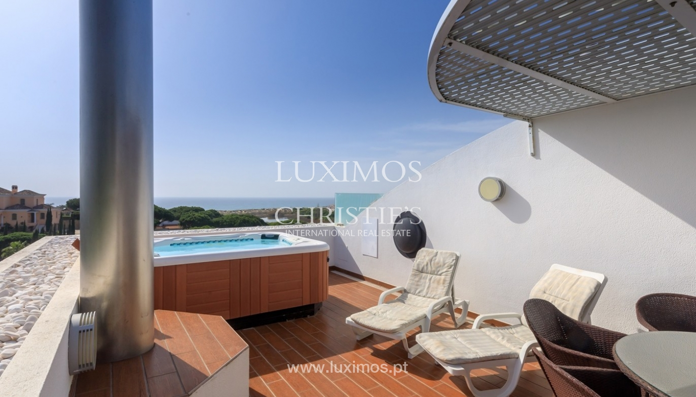 Apartment for sale, with sea views, Vale do Lobo, Algarve, Portugal_65362