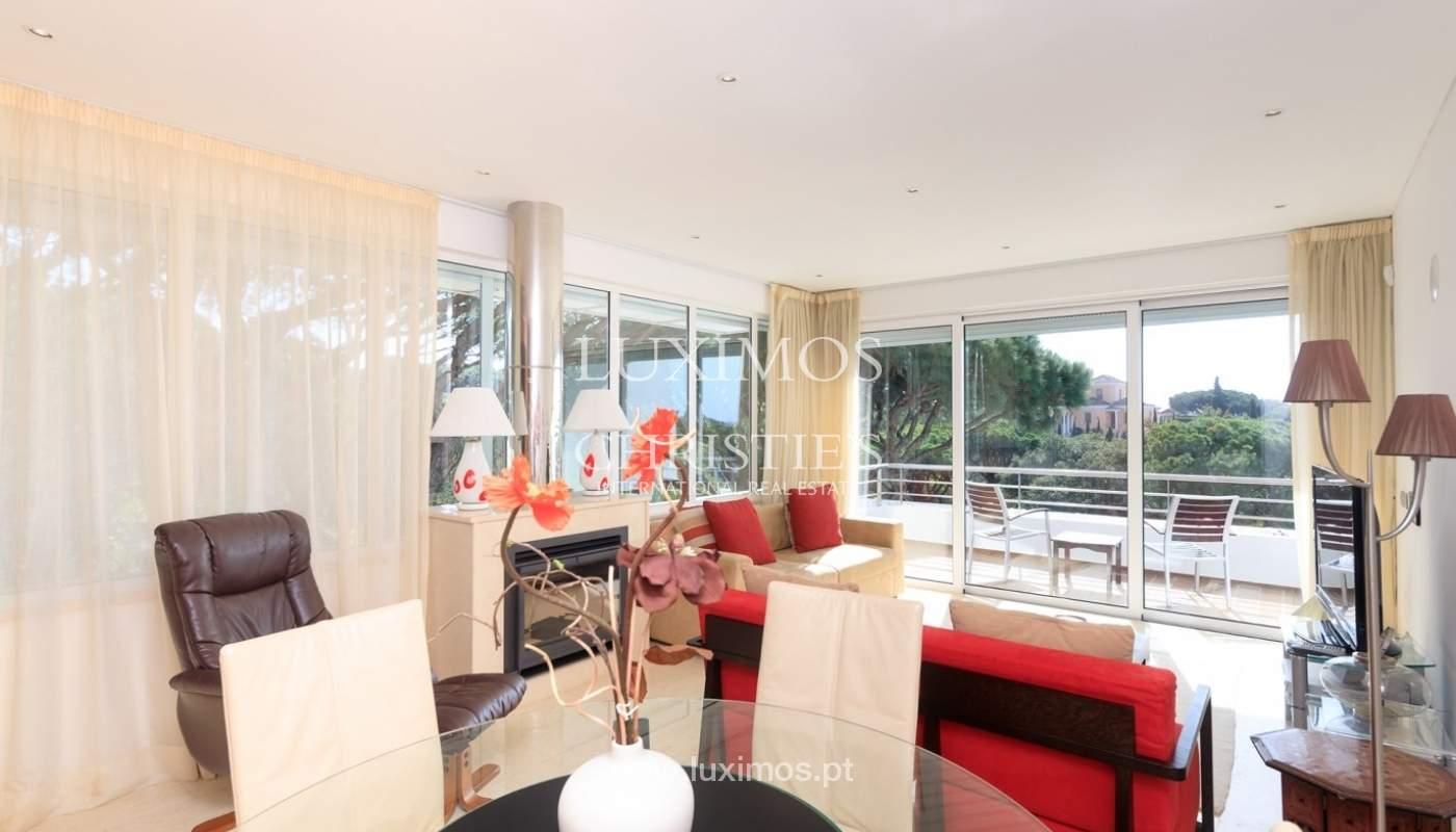 Apartment mit Meerblick, Terrasse und eine whirlpool-Badewanne, Vale do Lobo, Algarve, Portugal_65365