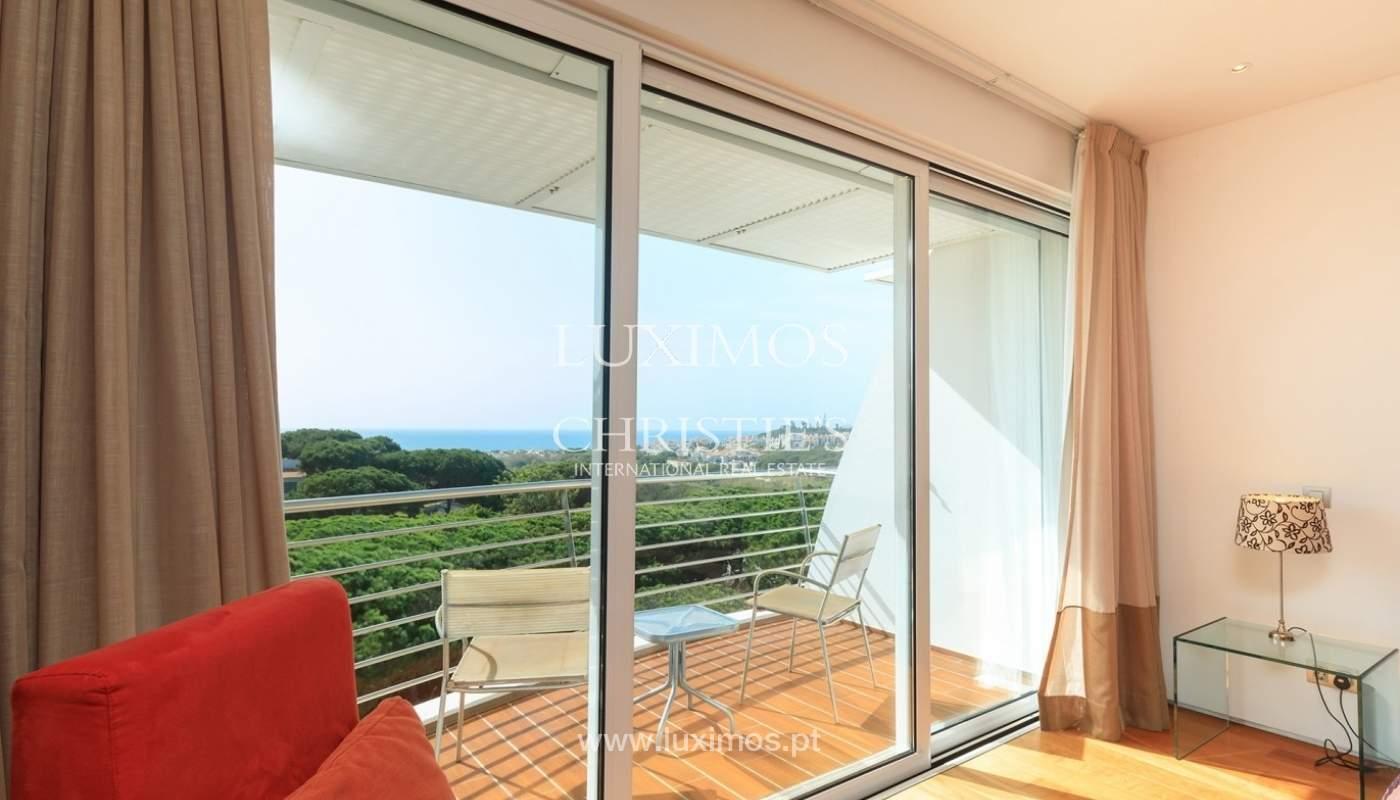 Apartment mit Meerblick, Terrasse und eine whirlpool-Badewanne, Vale do Lobo, Algarve, Portugal_65367