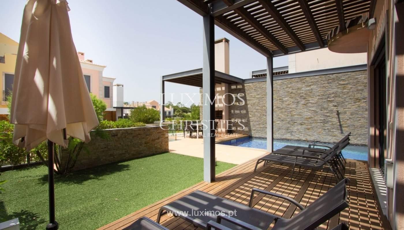 Wohnung zum Verkauf mit pool, der Nähe von golf, Vale do Lobo, Algarve, Portugal_65441