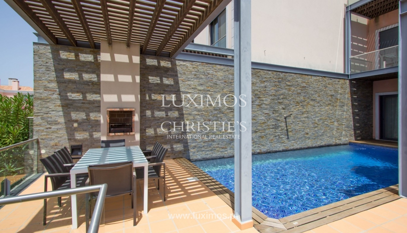 Venta de apartamento con piscina, Vale do Lobo, Algarve, Portugal_65442