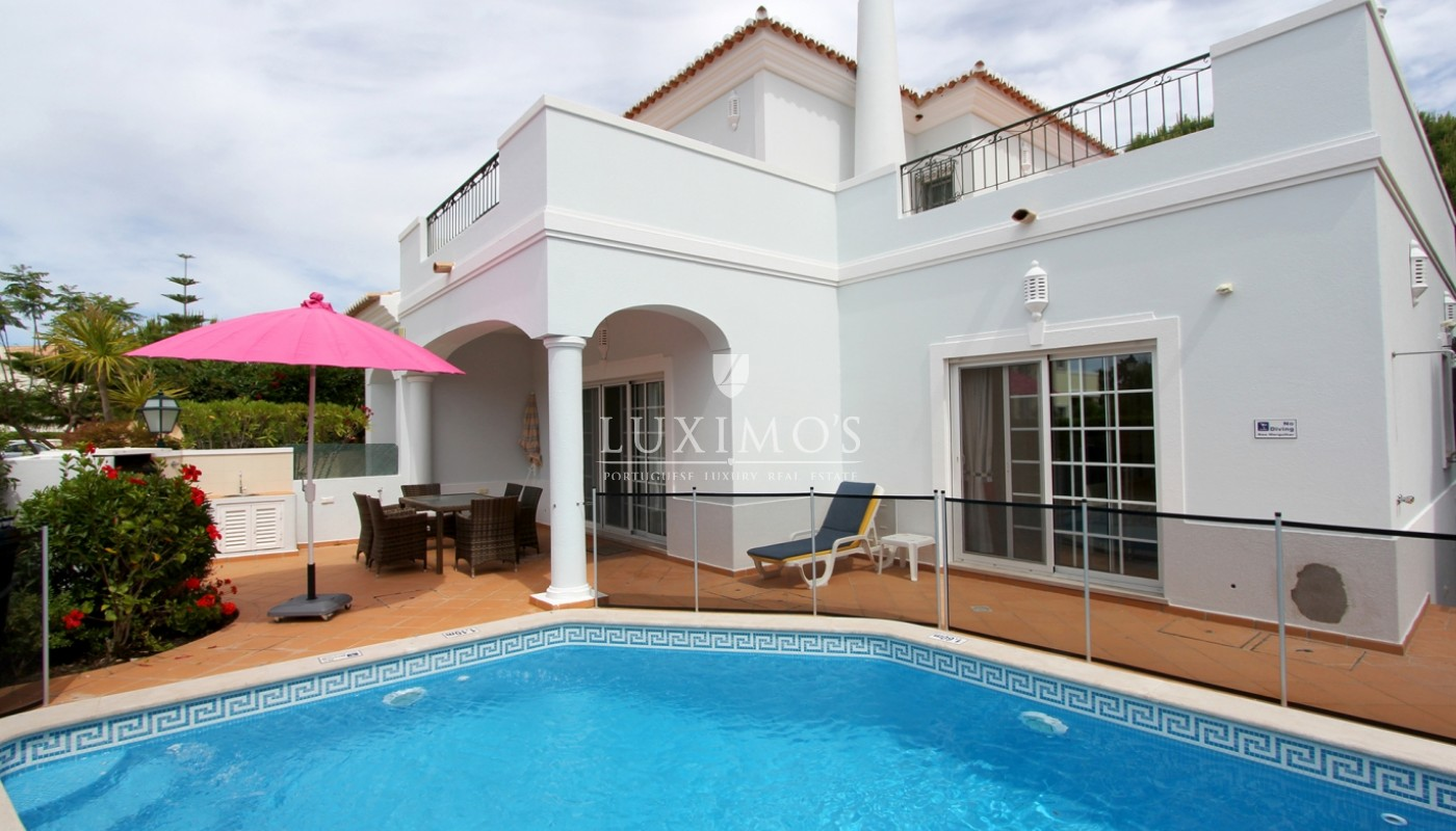 Villa for sale with pool and golf view, Vale do Lobo, Algarve,Portugal_65659