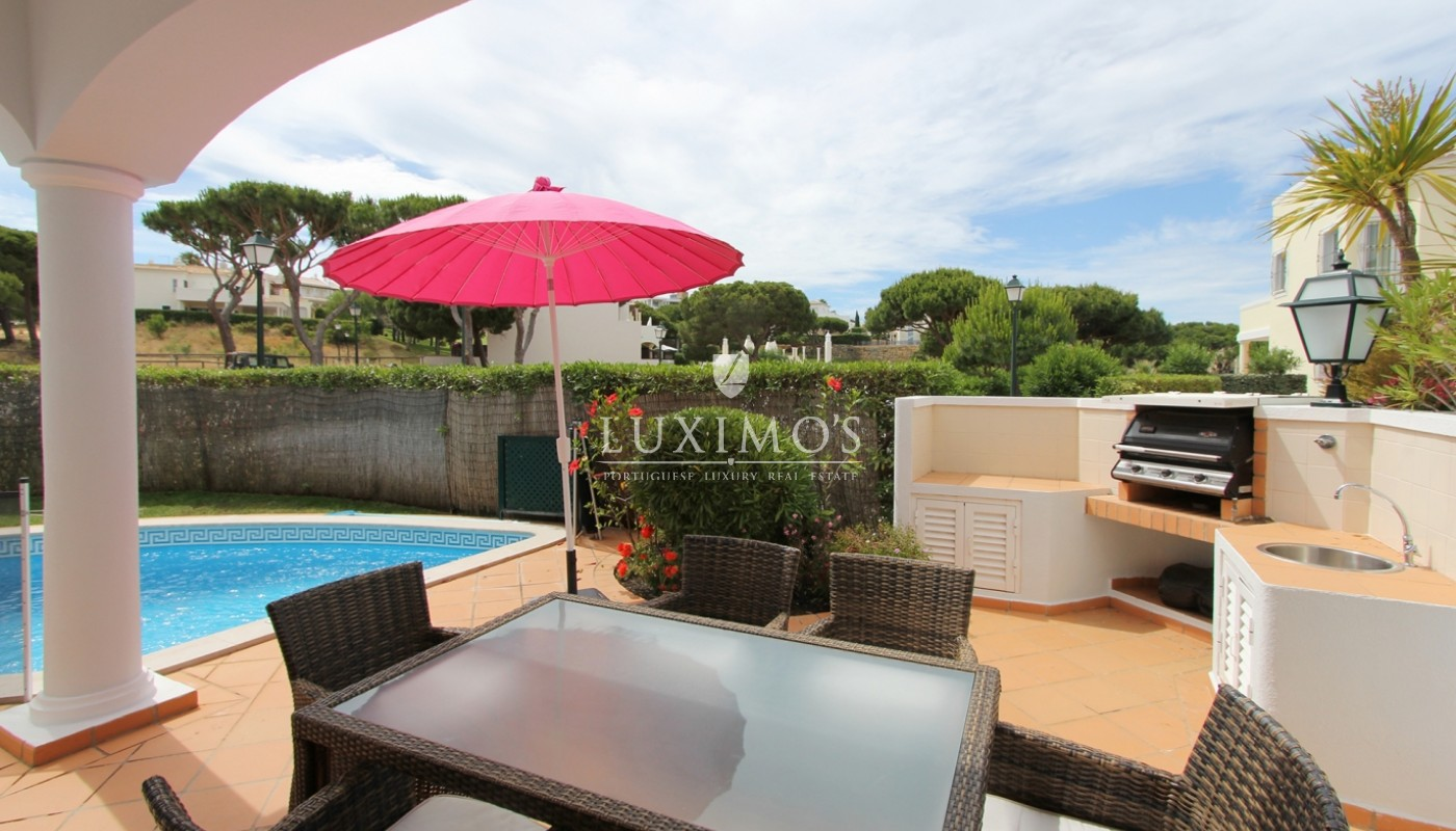 Villa for sale with pool and golf view, Vale do Lobo, Algarve,Portugal_65660