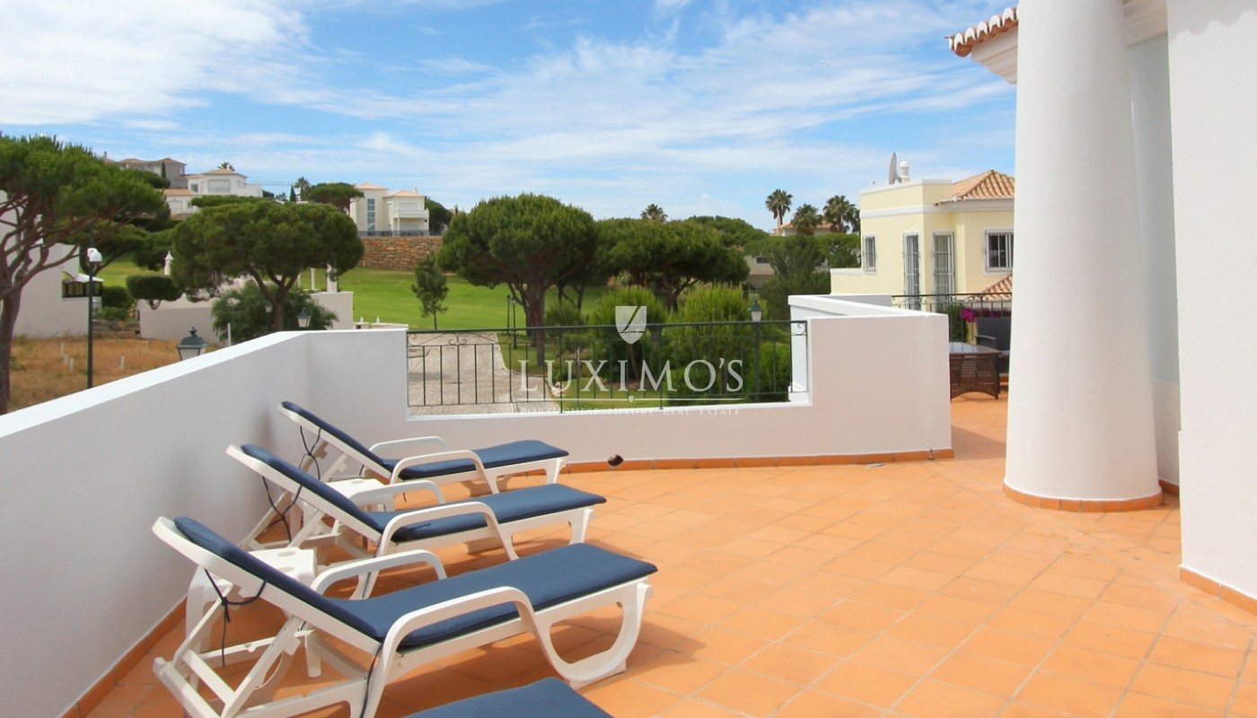 Villa for sale with pool and golf view, Vale do Lobo, Algarve,Portugal_65661