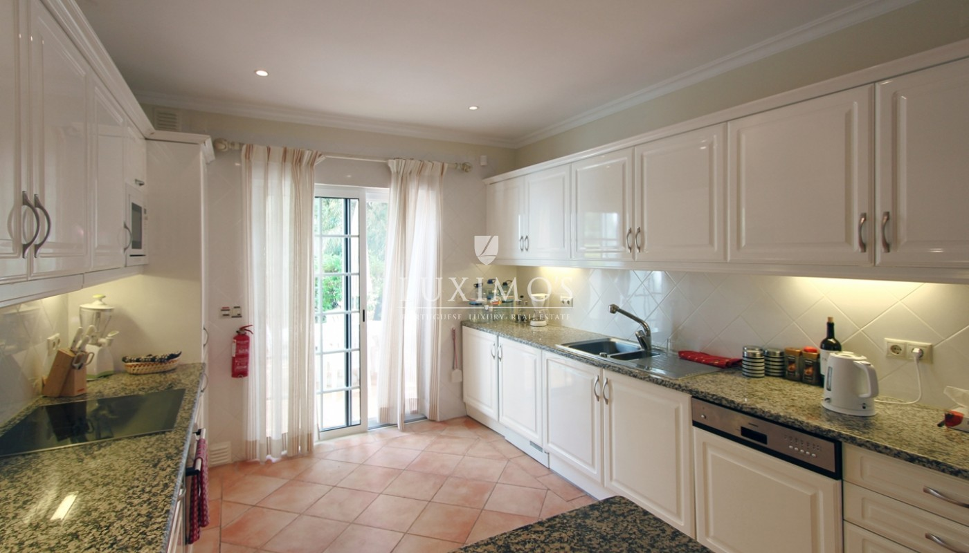 Villa for sale with pool and golf view, Vale do Lobo, Algarve,Portugal_65664