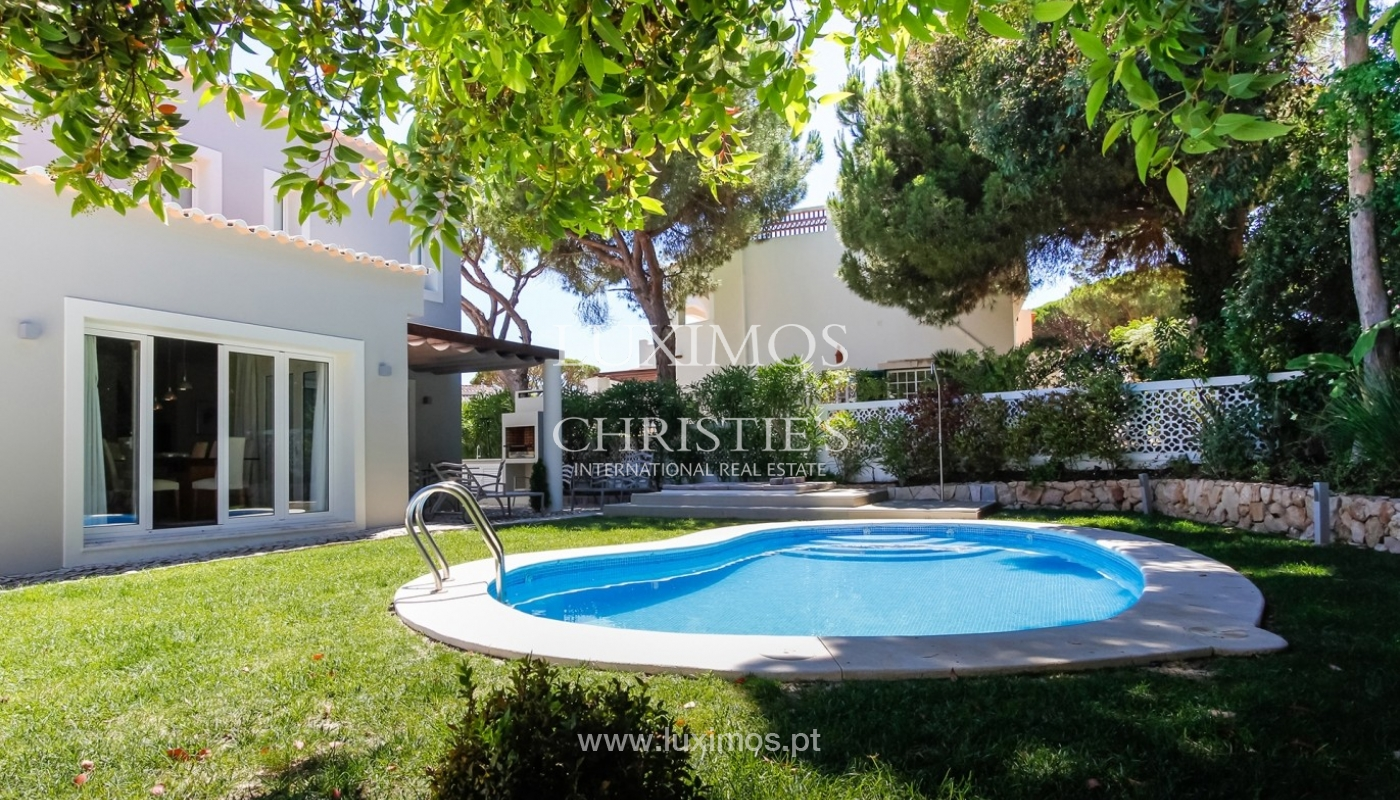 Villa for sale, with pool and terrace, Vale do Lobo, Algarve, Portugal_65886