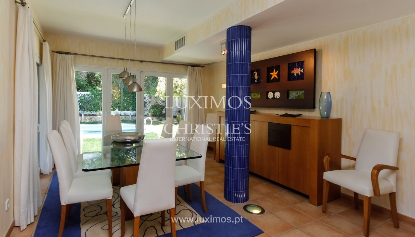 Villa for sale, with pool and terrace, Vale do Lobo, Algarve, Portugal_65887