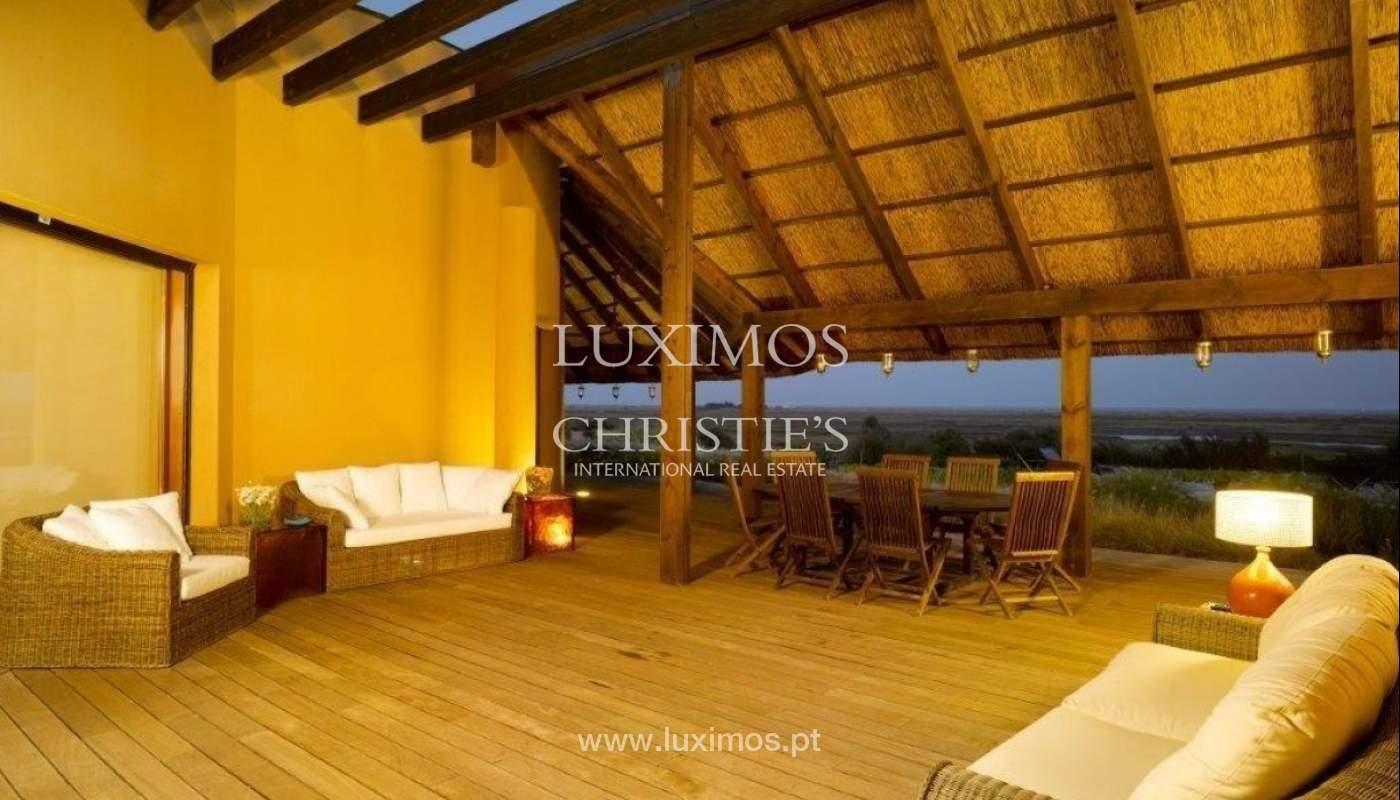 Villa de luxe à vendre avec vue sur la mer,Tavira, Algarve, Portugal_66055