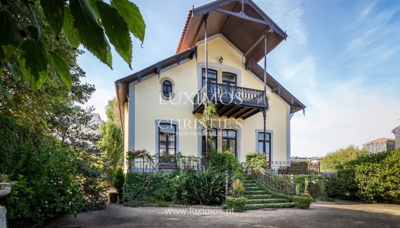 Venta de chalet de lujo con jardín y piscina, Vila do Conde, Portugal_66264