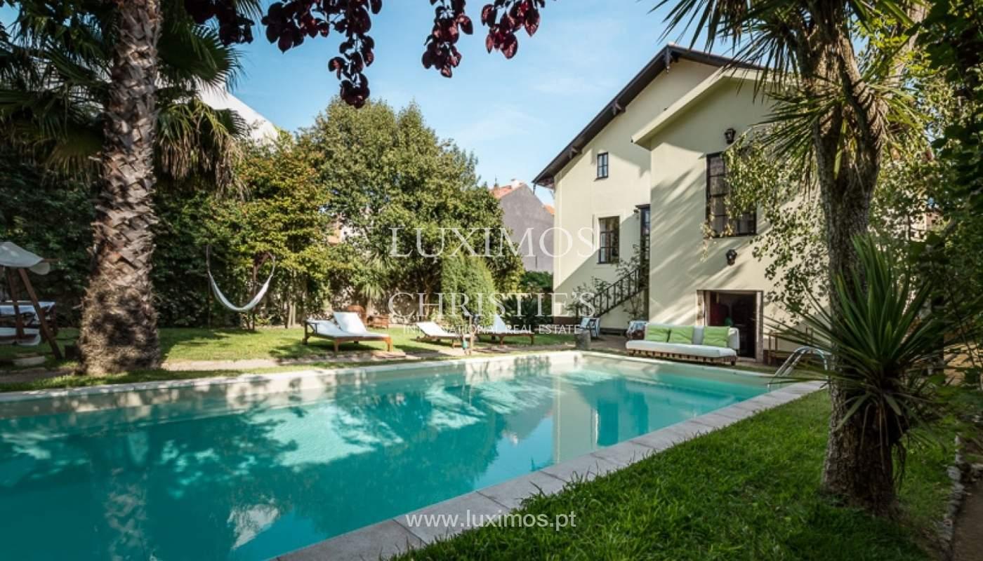 Venta de chalet de lujo con jardín y piscina, Vila do Conde, Portugal_66265