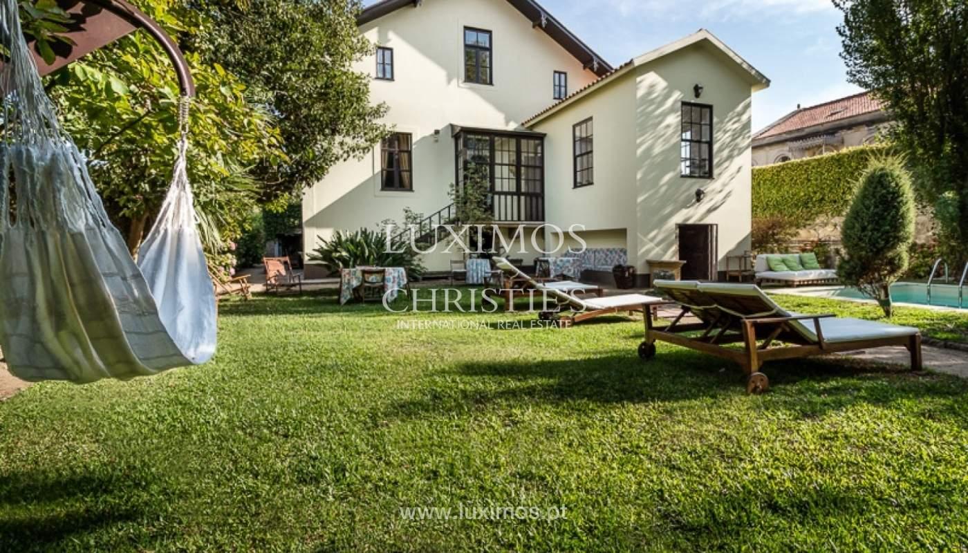 Venta de chalet de lujo con jardín y piscina, Vila do Conde, Portugal_66266