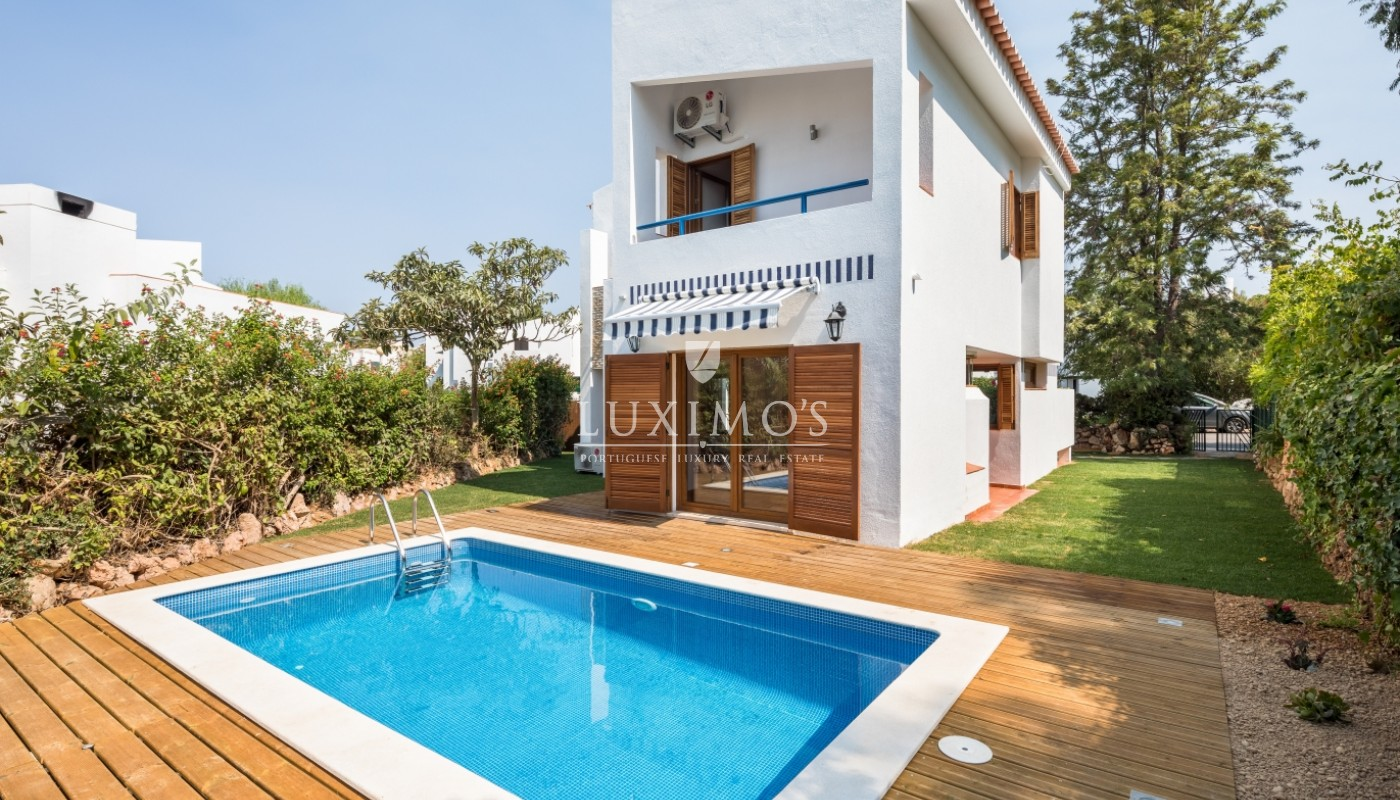 Villa with terrace, garden and pool, Vilamoura, Algarve, Portugal_66304