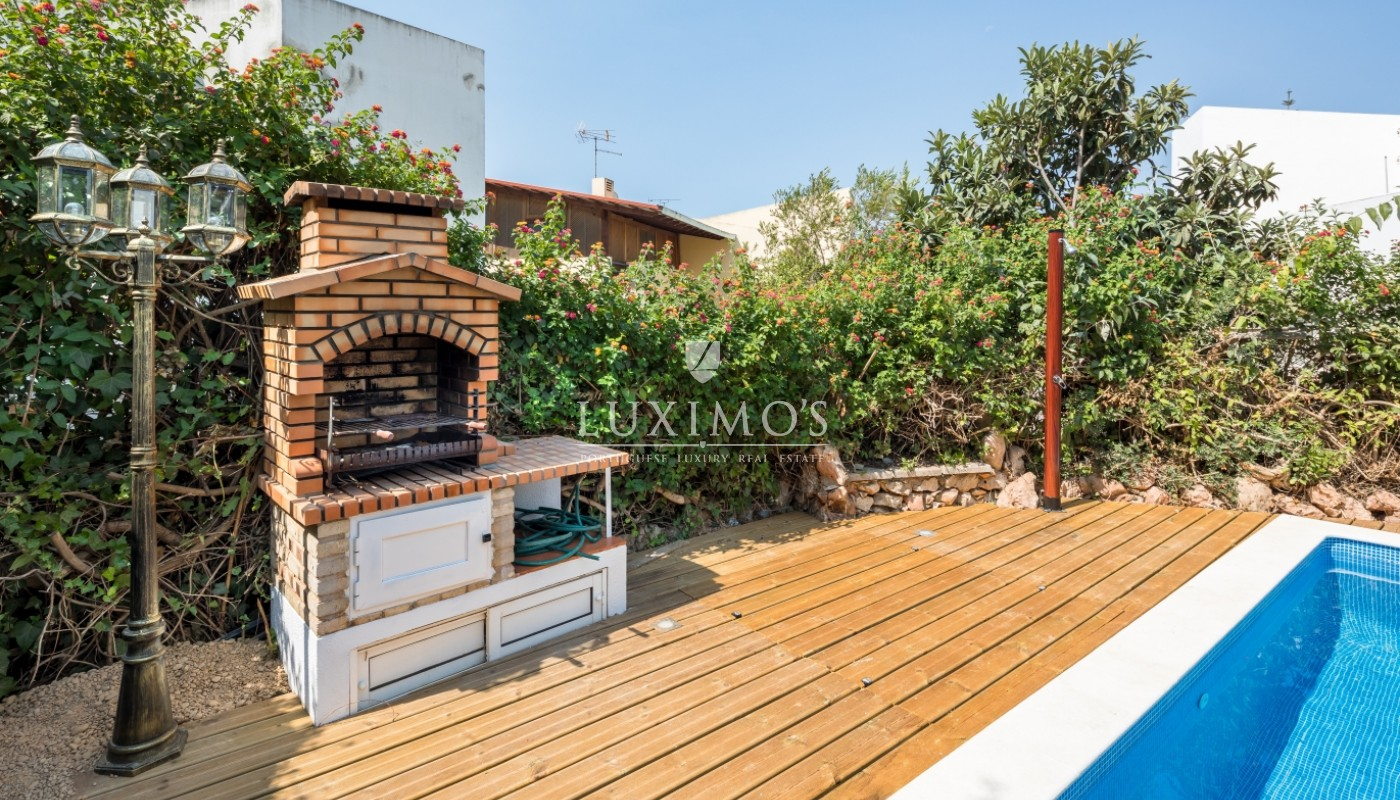 Villa with terrace, garden and pool, Vilamoura, Algarve, Portugal_66305