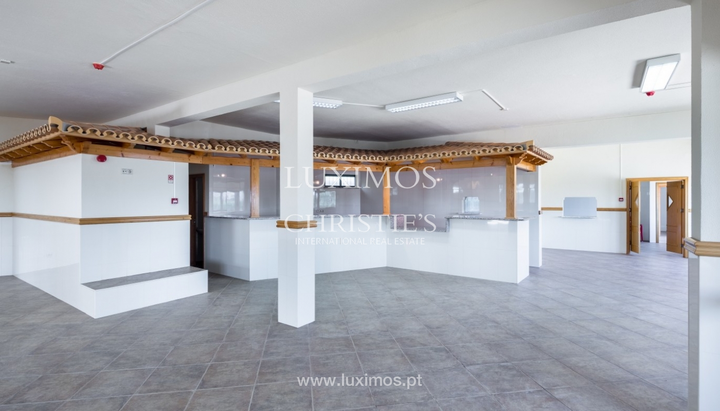 Building for sale prepared for restaurant, Loulé, Algarve, Portugal_66309